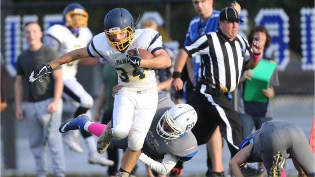 Panas' Sean Laukaitis is lohud.com's Player of the Day for Oct. 7