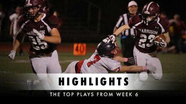 Video: Bob-and-weave TD run tops Week 6 highlights
