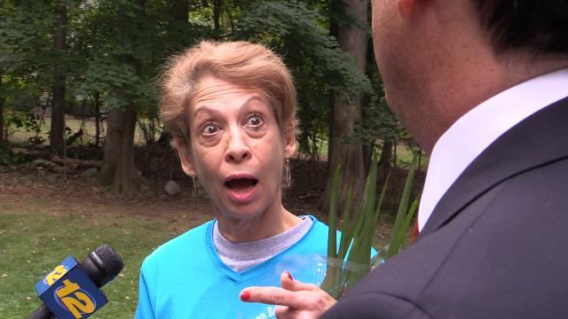 Fran Chargar of Suffern has won the Publishers Clearing House Super-prize of $1.0million and $10,000 a year for life.