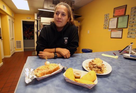 La Estacion Paisa brings Colombian fast food to Main Street in Ossining. Frank Becerra Jr./Lohud