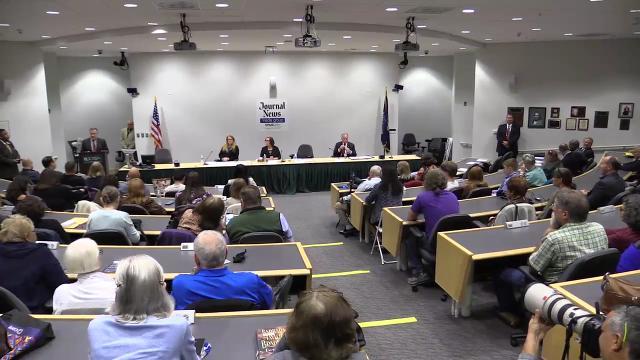 Video: Rockland County Executive debate at RCC