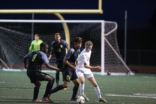 Video: Boys soccer: Tappan Zee defeats Lakeland in quarterfinal