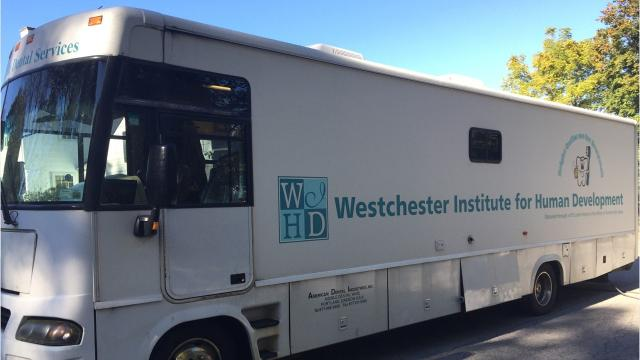 Mobile Dental Van Serves Disabled