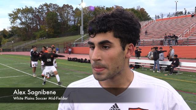 Video: White Plains defeats Horace Greeley in OT to advance
