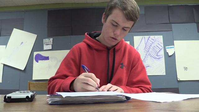Video: Rockland Scholar-Athlete: Clarkstown South's Will Longing