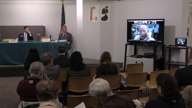 Video: Indian Point Forum Session 4, Wrap-up, Next Steps and Closing Remarks