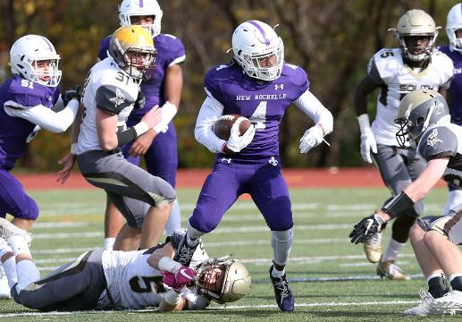 Video: New Rochelle tops Clarkstown South in Section 1 final