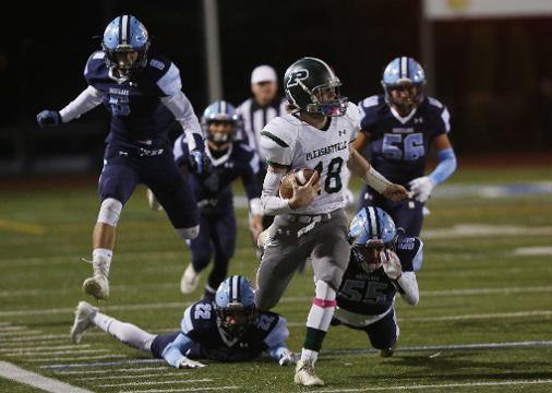 Video: Pleasantville defeats Westlake 27-24 in 2OT thriller
