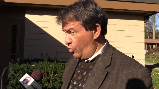 Video: George Latimer talks about campaign on Election Day