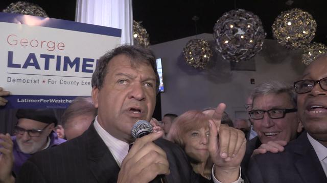 Video: Latimer defeats Astorino in race for Westchester County Executive