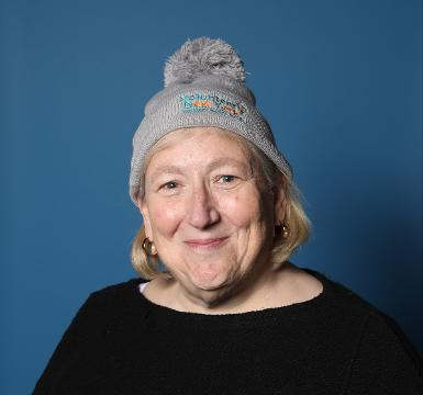 Video: Why Joan Fallon, M.D. wears the hat