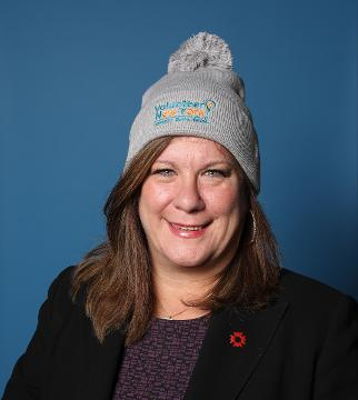 Video: Why Stephanie Weston wears the hat