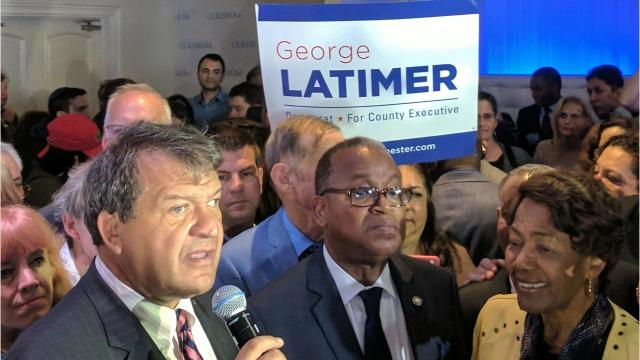 What incoming Westchester County Executive George Latimer will do about taxes.
