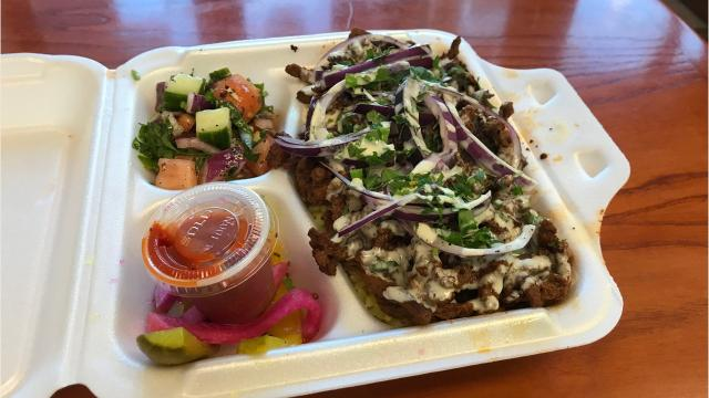 Yara's Middle Eastern restaurant in Yonkers opened in May. Video by Ernie Garcia.