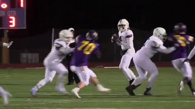 Video: New Rochelle loses to Troy in football quarterfinal