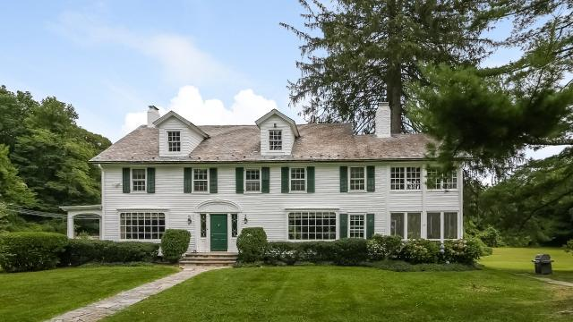 Three homes owned by well-known personalities in Westchester and Rockland Counties are for sale.