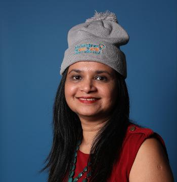 Video: Why Swapna Venugopal Ramaswamy wears the hat