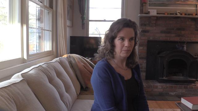Video: Metro-North crash victim's wife speaks out