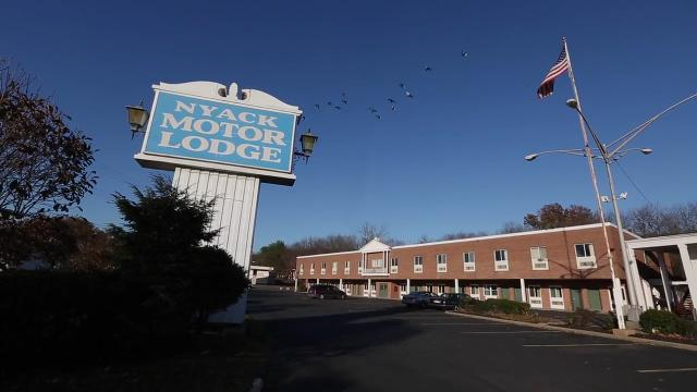 Clarkstown Police Chief Raymond McCullagh has seen major improvements at a couple of troublesome hotels, thanks to enforcement of nuisance laws.
