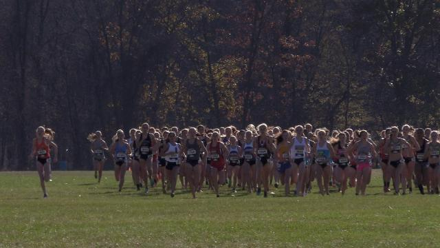 Video: Highlights from the Nike Cross Country National Qualifier