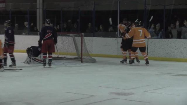 Video: White Plains top Stepinac in holiday hockey tournament