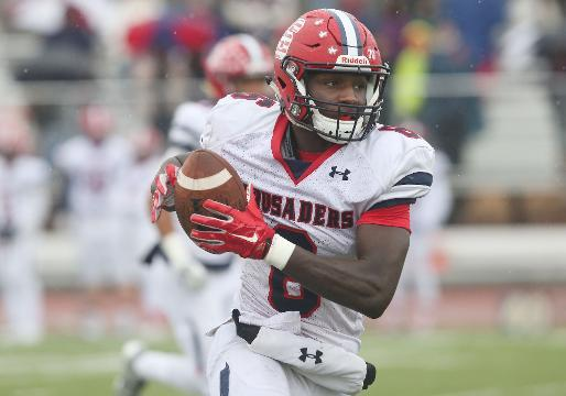 Video: Stepinac's Trill Williams amazing TD catch