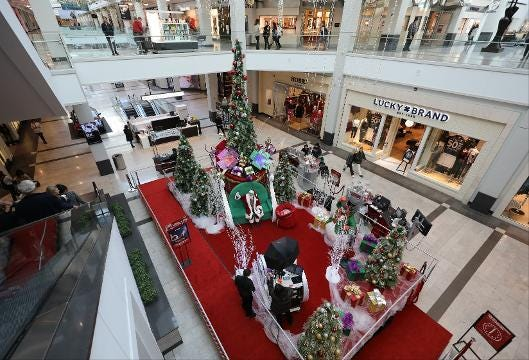 Check out what's new in the holiday decoration scene for 2017 at The Shops at Nanuet and The Westchester.