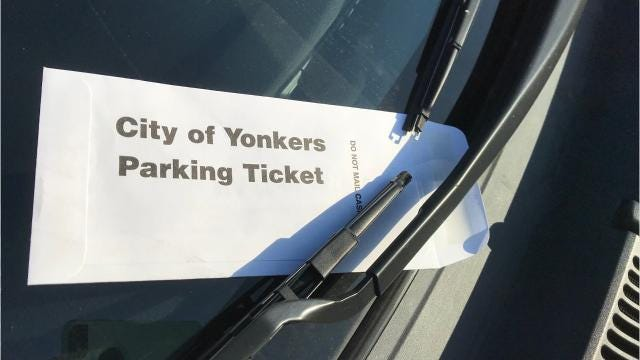 Yonkers Parking Tickets >> Slow Wi Fi Leads To Yonkers Parking Tickets