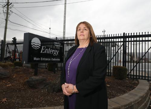 Theresa Knickerbocker, the mayor of the Village of Buchanan, talks about the Indian Point Energy Center closing and what lies ahead for the village.