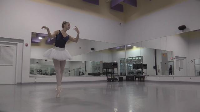 Anna Scott, 17, of Pearl River will be performing in her 11th Nutcracker with the Rockland Youth Dance Ensemble. Her older sister also performed in the ballet. Anna and her mother Elaine talk about this long standing family tradition.