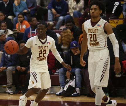Video: Mount Vernon beats Arlington 100-67