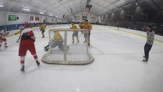 Video: North Rockland hockey beats Mahopac 6-5