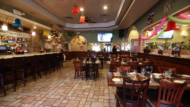 Chef/owner Juan Aguilar talks about El Calvario in downtown Yonkers.