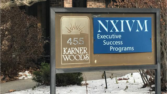 NXIVM, branding incident under increased scrutiny
