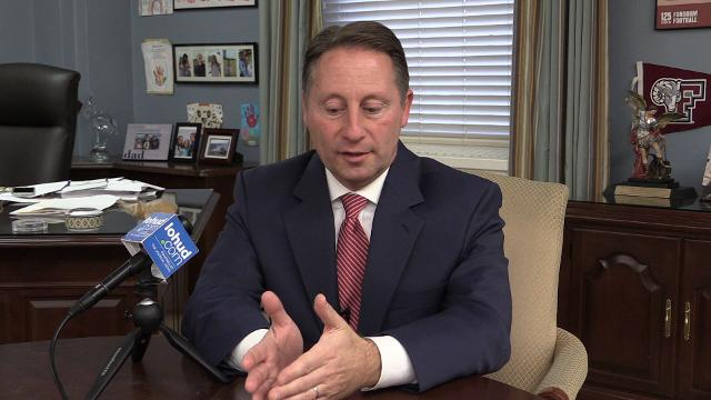 Video: Rob Astorino discusses West Wing visit