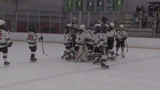 Video: Rivertown over Rye Town/Harrison in varsity hockey action