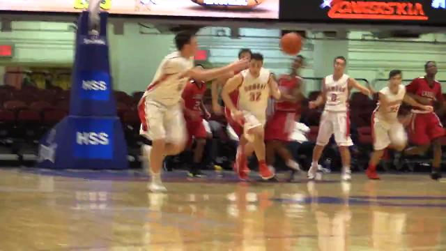 Video: Somers boys beat La Salle in Slam Dunk basketball