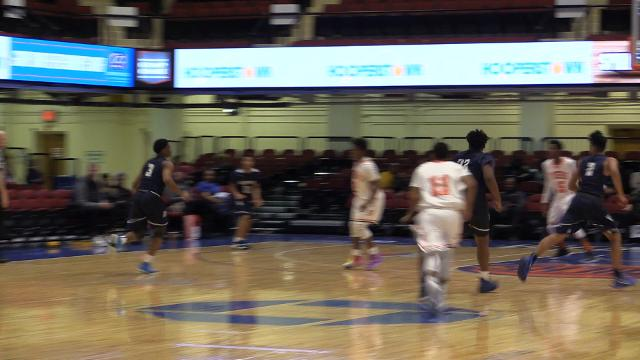Video: Spring Valley defeats KIPP NYC 89-70 in the Slam Dunk Challenge Game