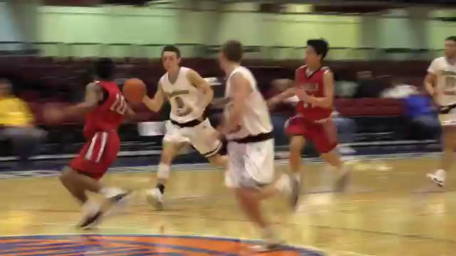 Video: Clarkstown South loses to La Salle in Slam Dunk basketball