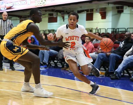 Video: White Plains boys falls 71-49 to Mount St. Michael in Slam Dunk consolation game