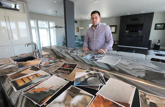 Video: Rockland man's Airbnb home trashed