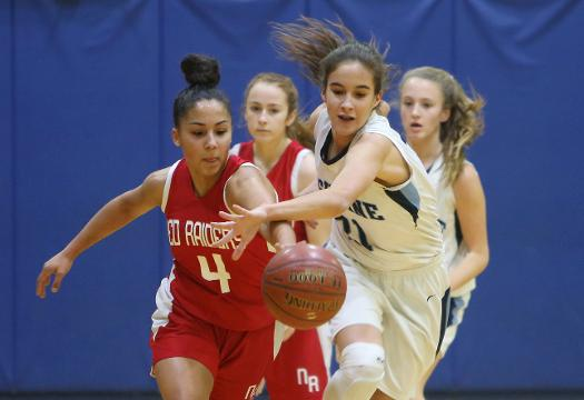 Video: Ursuline tops North Rockland 57-46