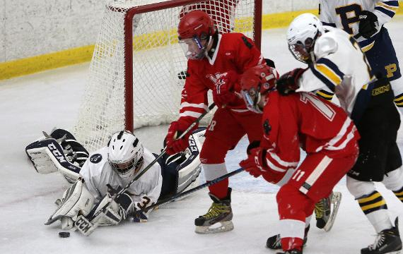 Video: North Rockland defeats Pelham 7-1 in hockey