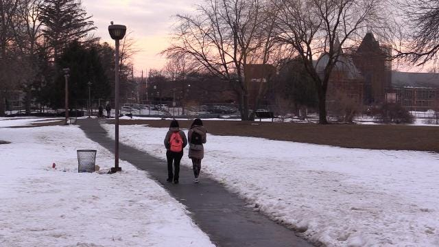 Video: New Rochelle student reaction to stabbing