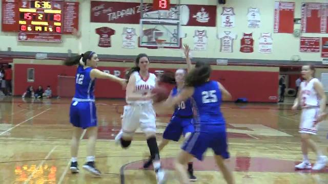 Video: Tappan Zee beats Pearl River in girls basketball
