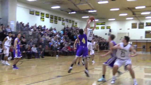 Video: Clarkstown South beats Clarkstown North in 2 OT