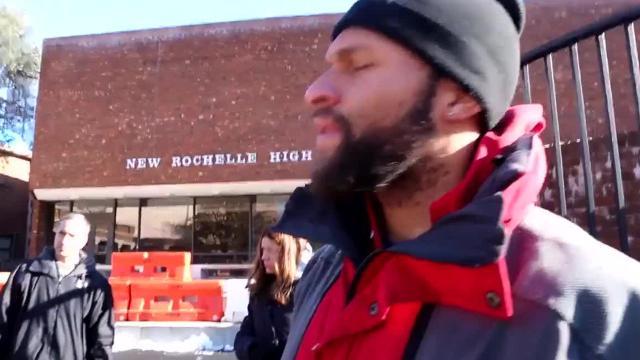 Video: New Ro grad: 'Kids should feel safe at school'