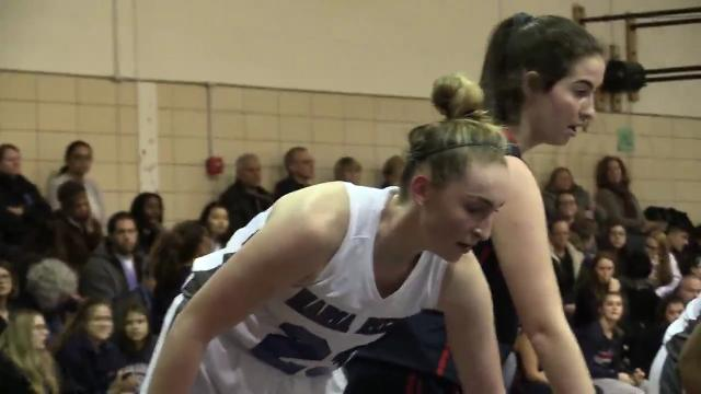 Video: Kennedy Catholic beats Maria Regina in basketball