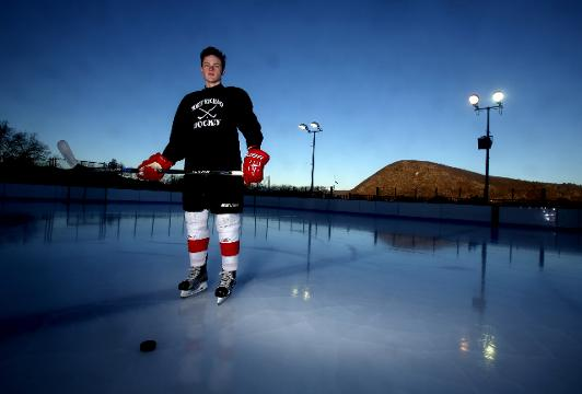 Video: John Gormley the latest Rockland Scholar Athlete