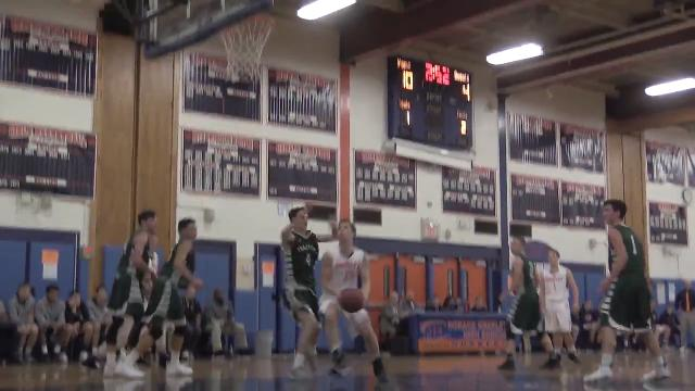 Video: Greeley tops Yorktown in varsity basketball